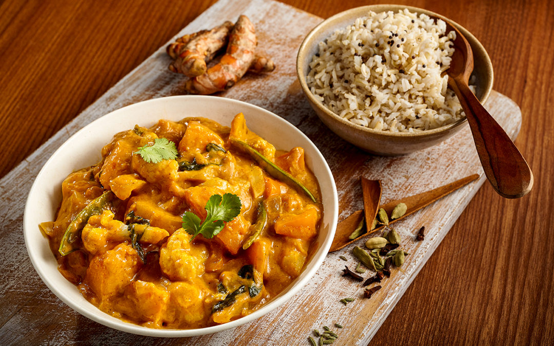 Westcountry Spice Organic Vegan Curry