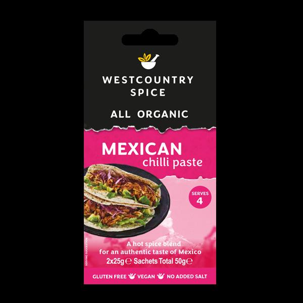 organic mexican chilli paste
